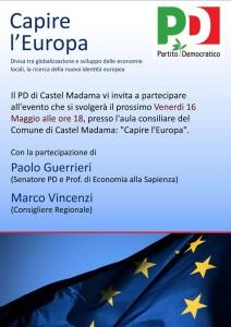 Locandina Castel Madama 16 maggio